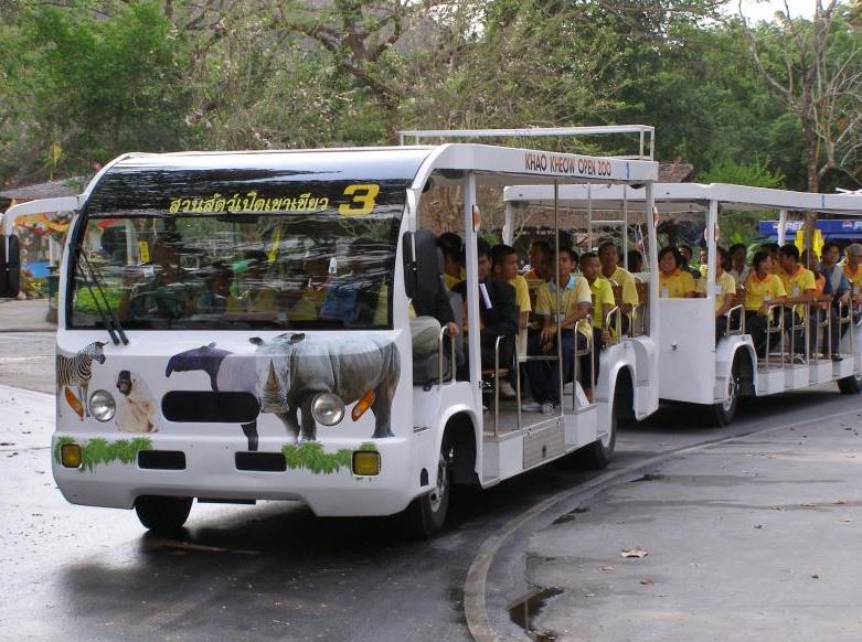 Обзорный автобус