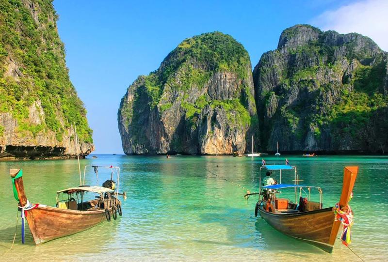Провинция Краби Тайланд