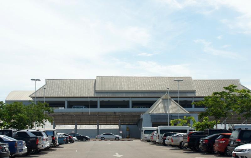 Международный аэропорт Краби