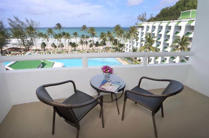 Отель le meridien phuket beach resort 5