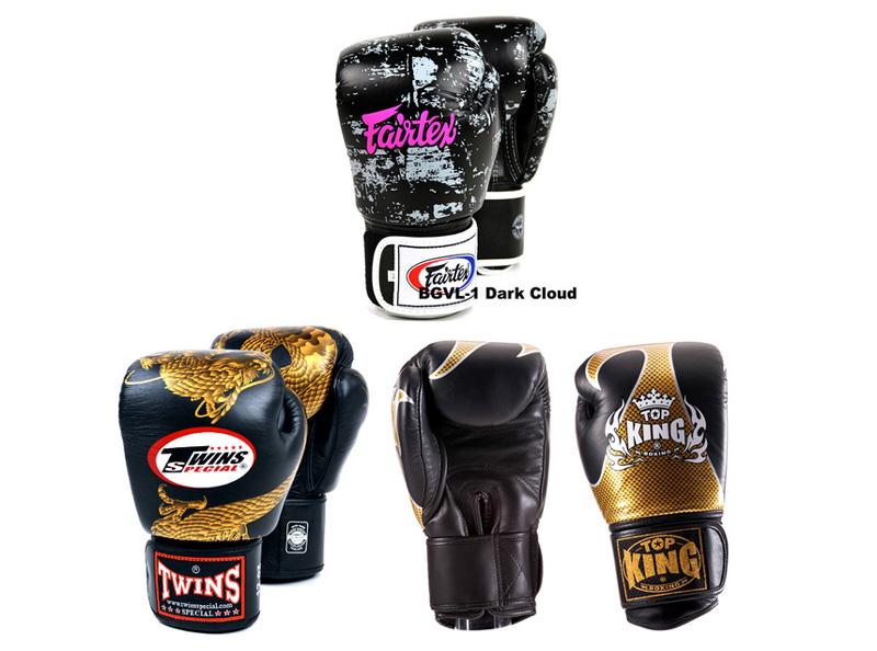 Лучшие перчатки для тайского бокса