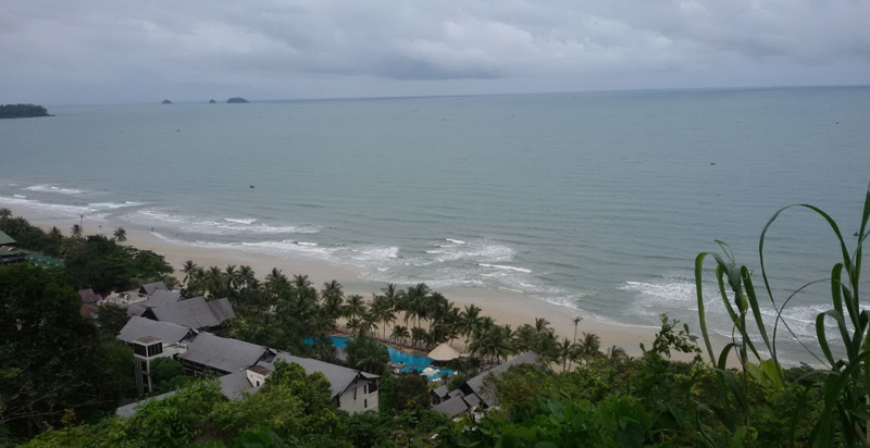 Пляж White sand beach Ко Чанг