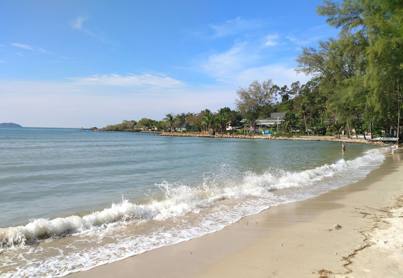 Пляж Клон прао