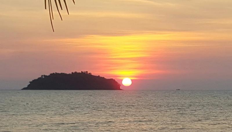 Острова Таиланда Кох Чанг