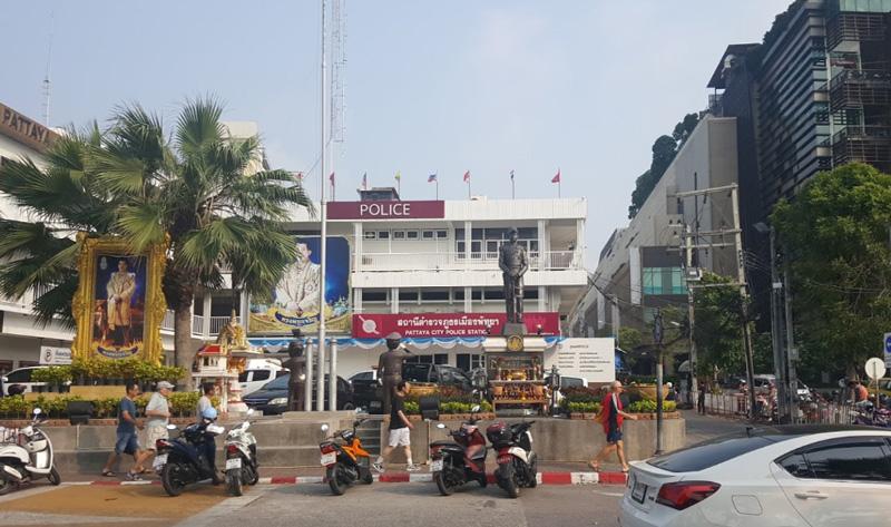 Памятник Пья Таксину