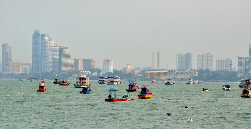 Пляжи Паттайя