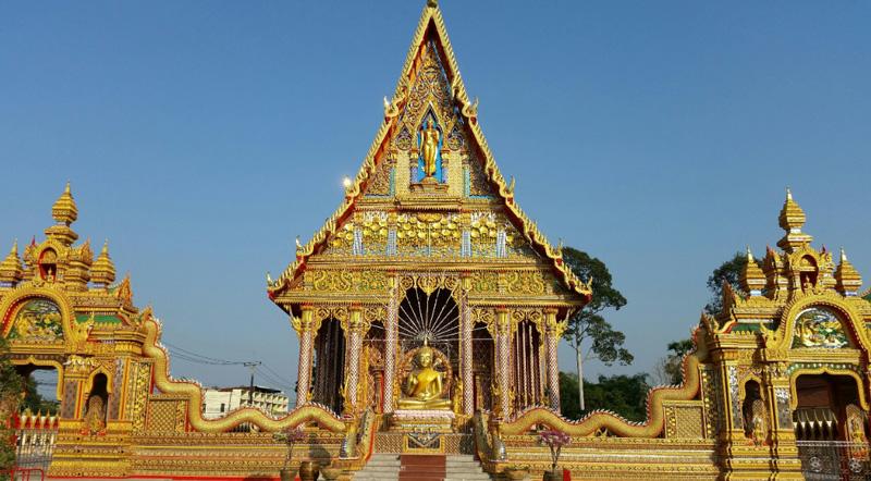 Храм Хуа Яй в Паттайе