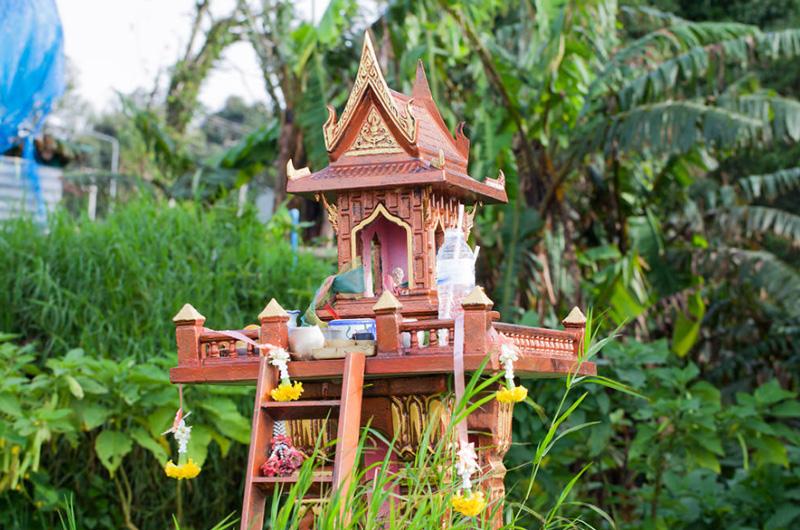 Анимистические верования в Таиланде