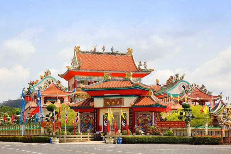 Храм Вихарна Сиен