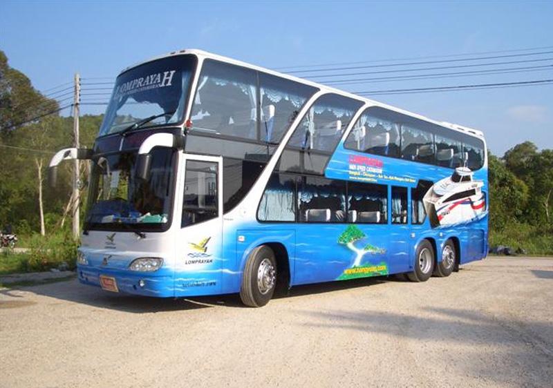 Автобус Ломпрайя (Lompraya bus)