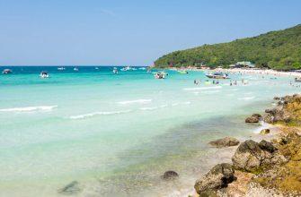 Какое море в Паттайе - особенности отдыха, лучшие пляжи