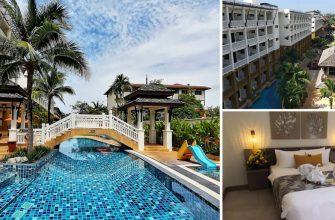 Отель Kata Sea Breeze Resort 3 звезды Пхукет Таиланд