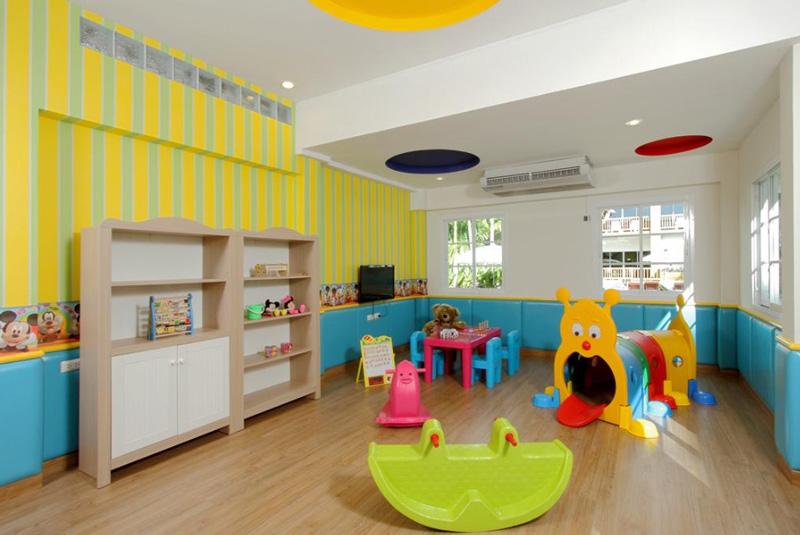 Детская комната отеля kata sea breeze