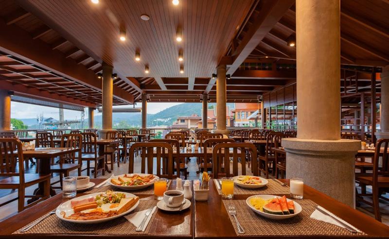 Рестораны отеля