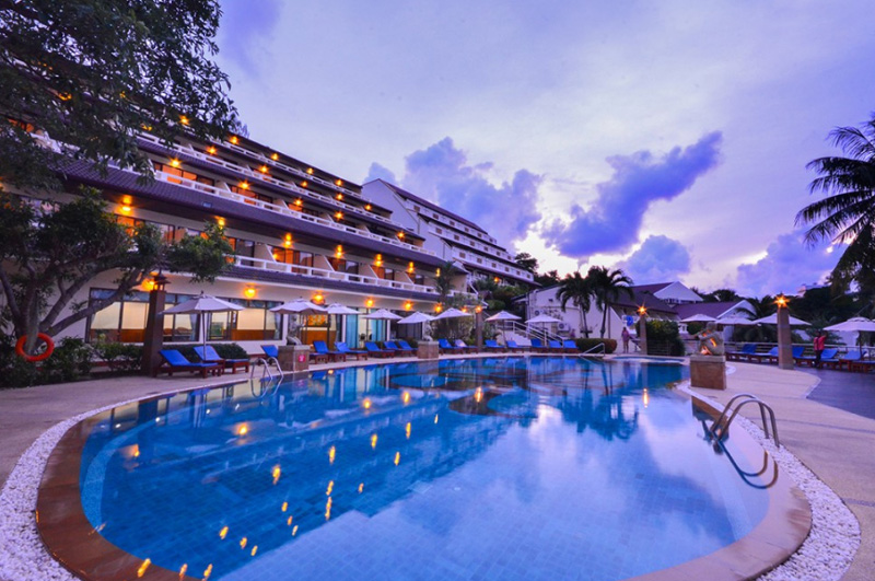 Orchidacea Resort 4 звезды