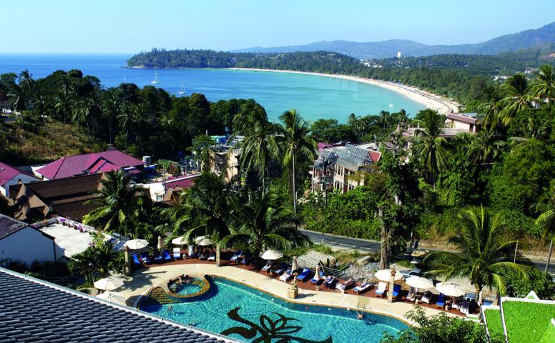 Море в Orchidacea Resort