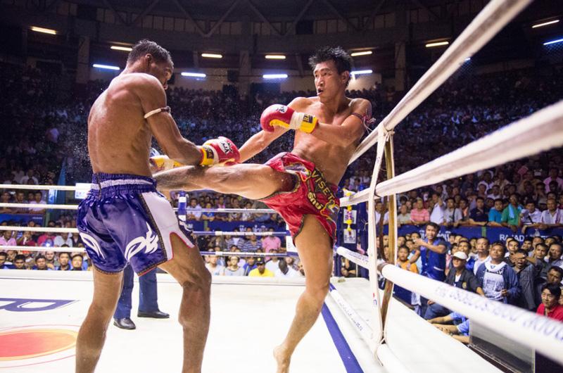 Правила тайского бокса