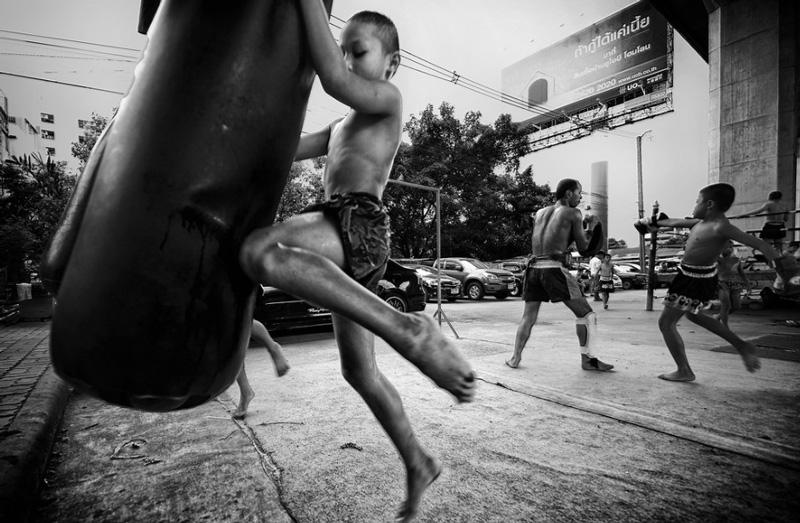 Сколько длится бой в Муай Тай