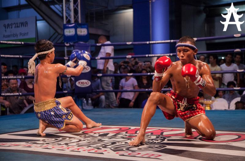 Правила тайского бокса в Таиланде