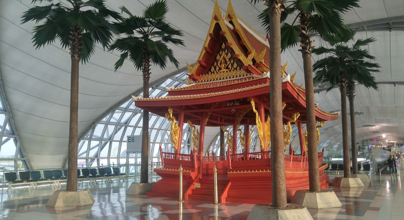 Аэропорт Бангкок Суварнабхуми