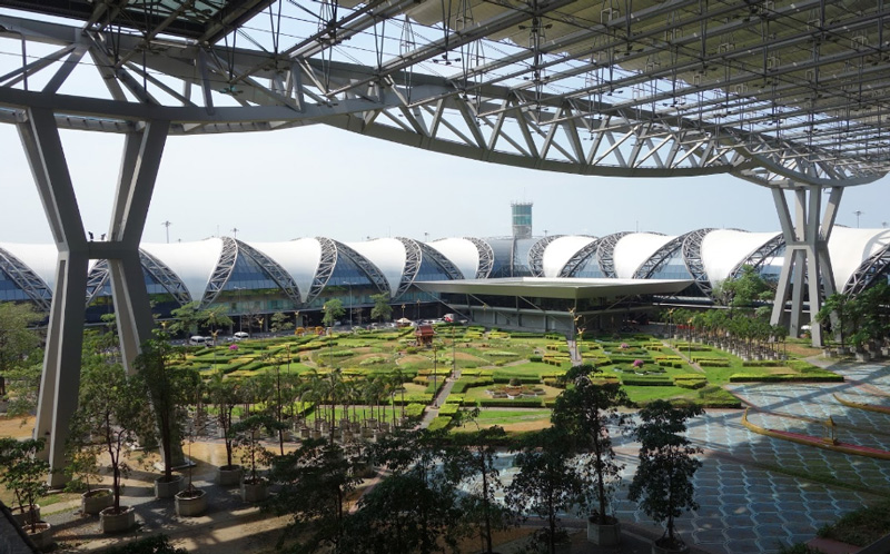 Суварнабхуми аэропорт