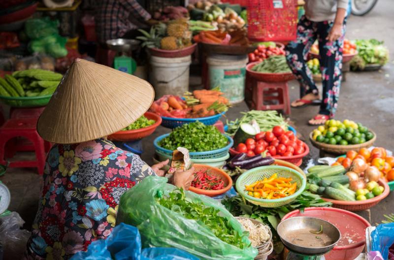 Колоритный Вьетнам