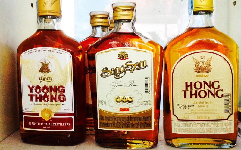 Тайский виски