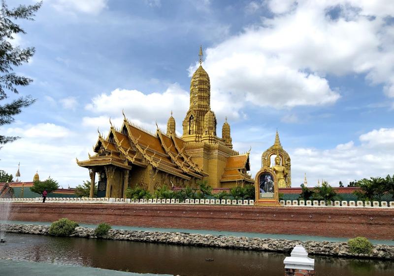 Парк Муанг Боран Таиланд