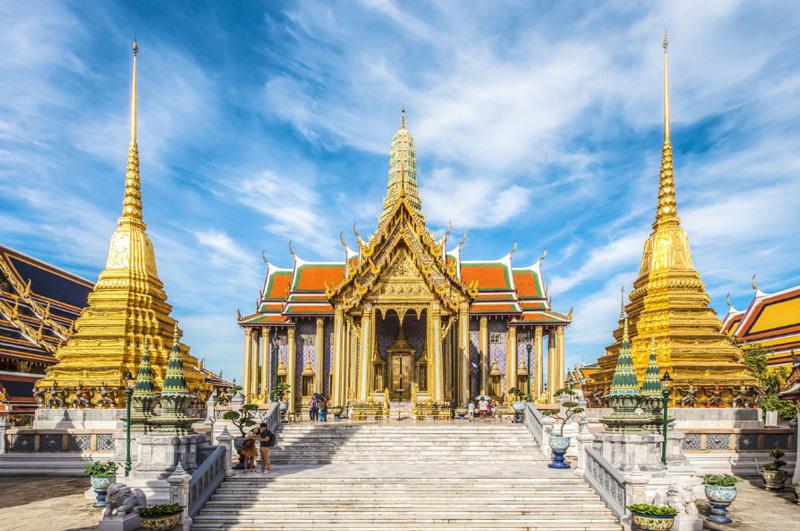 Храм Лежачего Будды (Wat Pho)