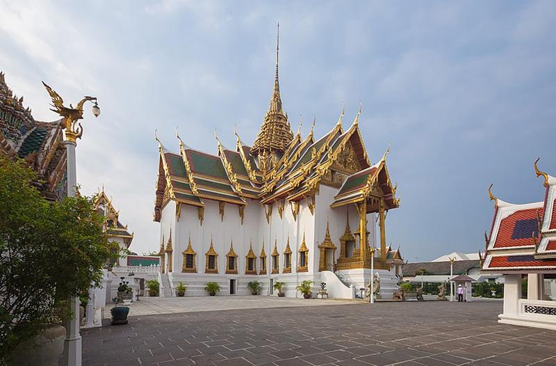 Dusit Maha Prasat Hall, тронный зал