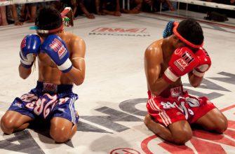 Муай тай что это - рассказ про национальный вид спорта в Таиланда