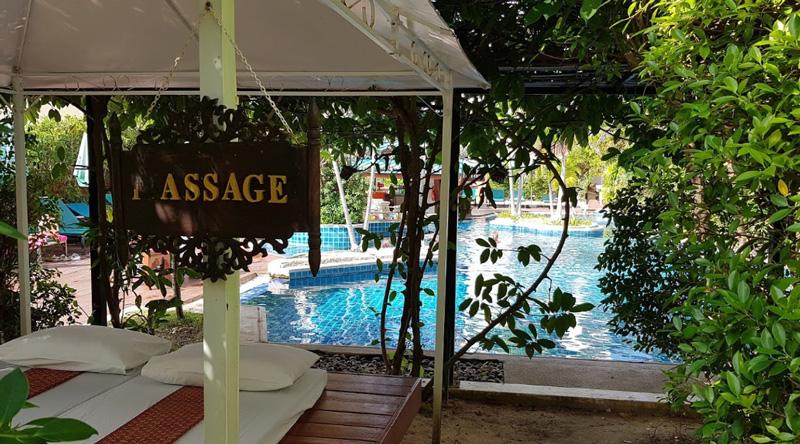 baan karonburi resort тайланд
