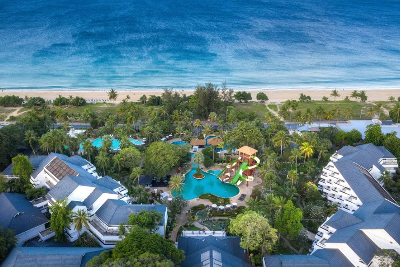 Отель Thavorn Palm Beach Resort 4 звезды