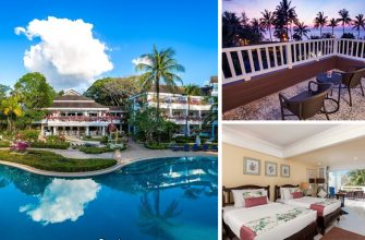 Thavorn Palm Beach Resort отель 4,5 звезды - полная информация