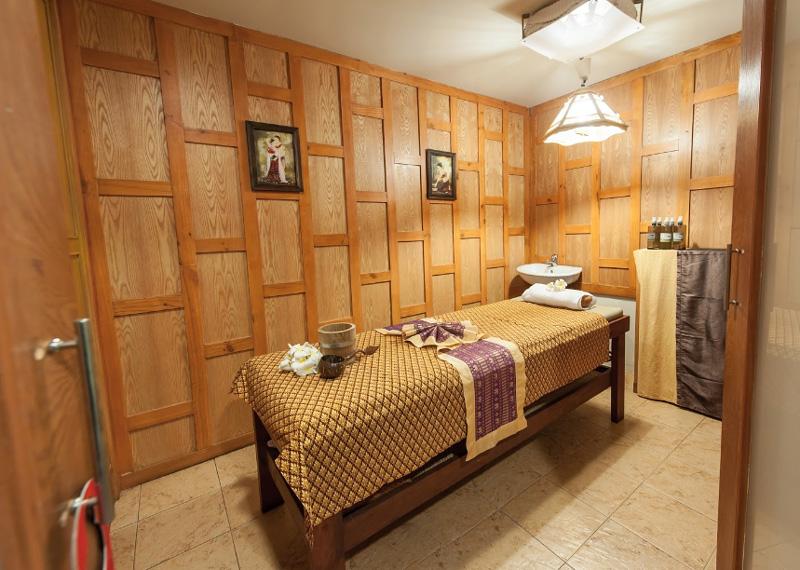 Спа в отеле Pinnacle Grand Jomtien Resort и Spa 4