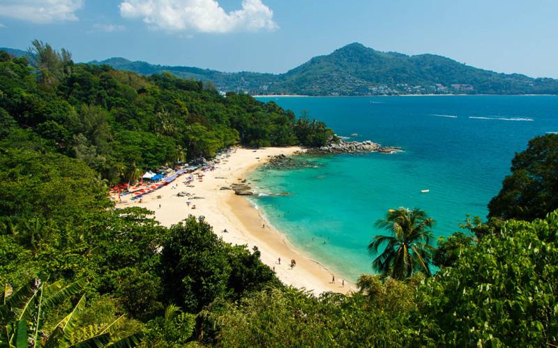Пляж Най Яйе Пхукет (Yae Beach)