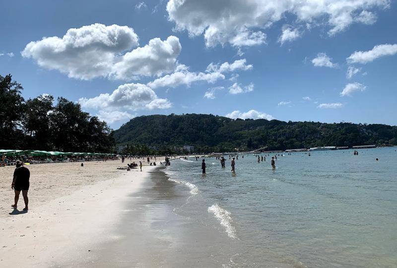 Пляж Патонг Пхукет (Patong Beach)