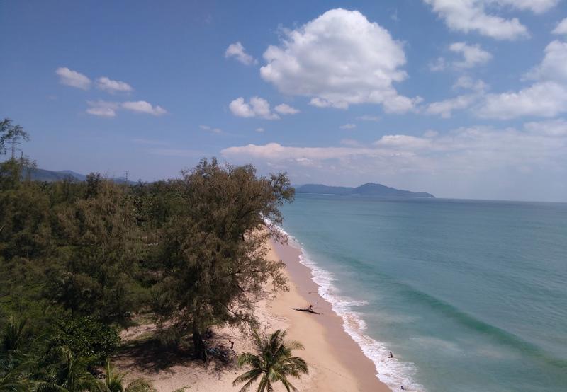 Пляж Сай Кхео Пхукет