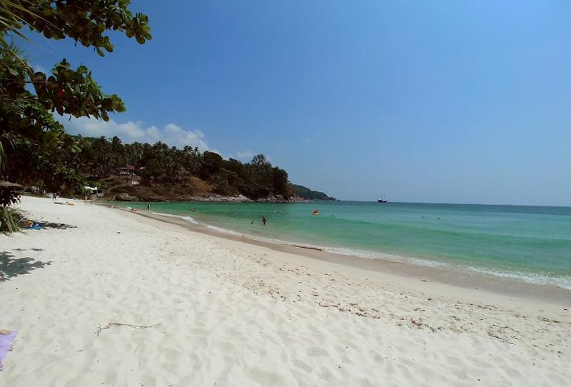 Пляж Мерлин Пхукет (Merlin Beach)