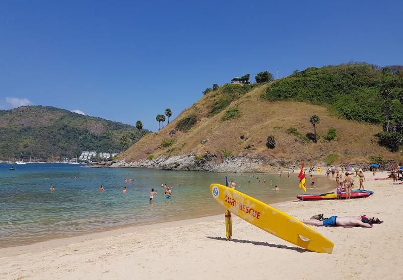 Yanui Beach Пхукет