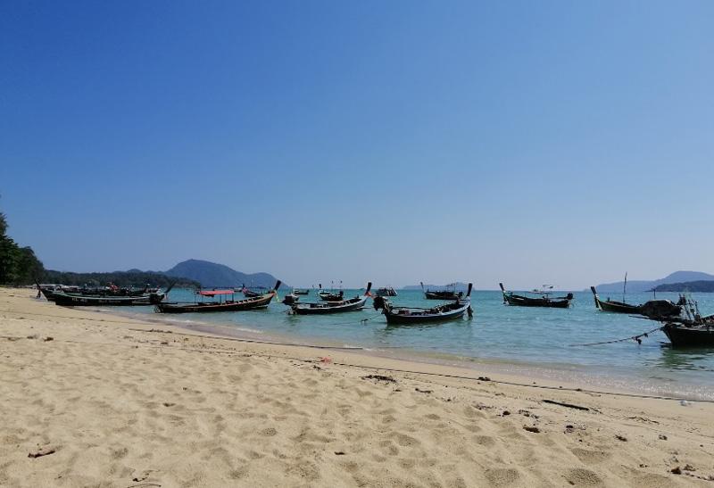 Пляж Равай (Ra Wai Beach)