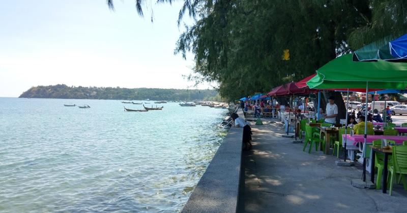 Ra Wai Beach Пхукет