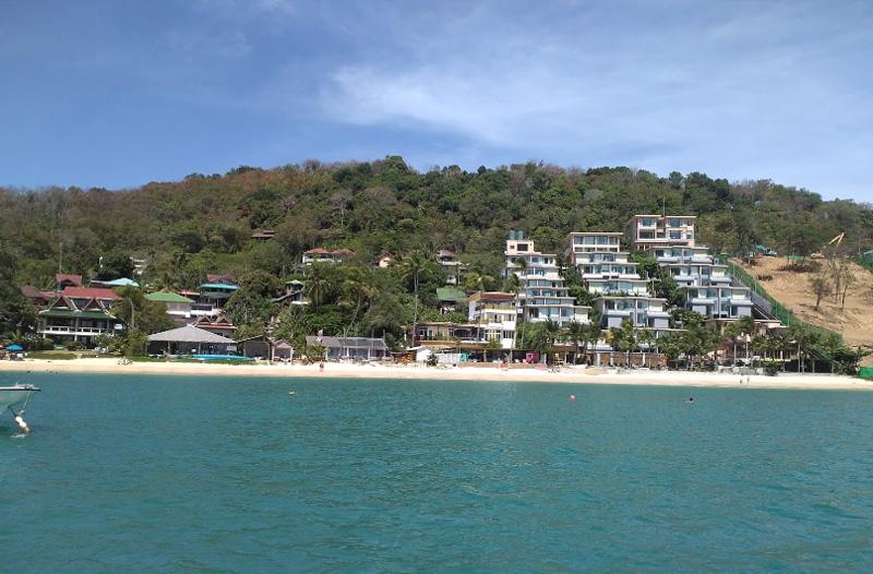 Ao Yon beach Пляж
