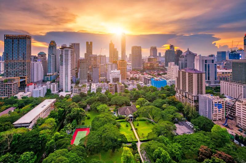 Климат в Бангкоке