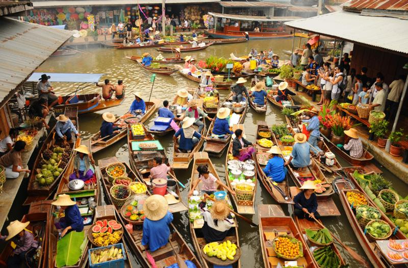 Погода в Бангкоке зимой