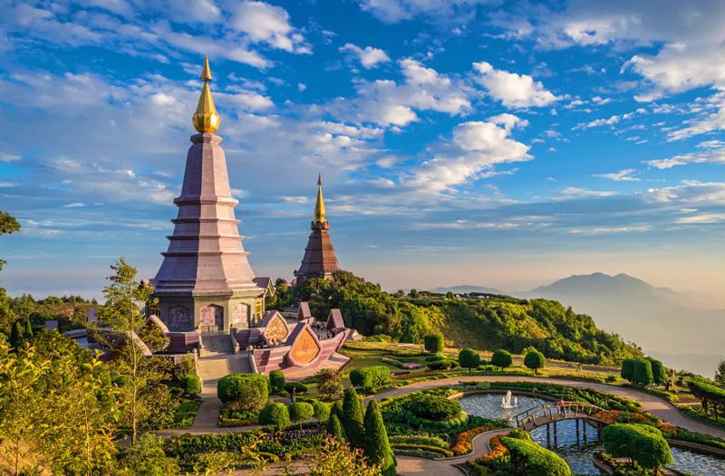 Разница во времени Москва Таиланд