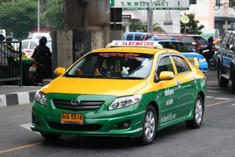 Такси Бангкок-Паттайя