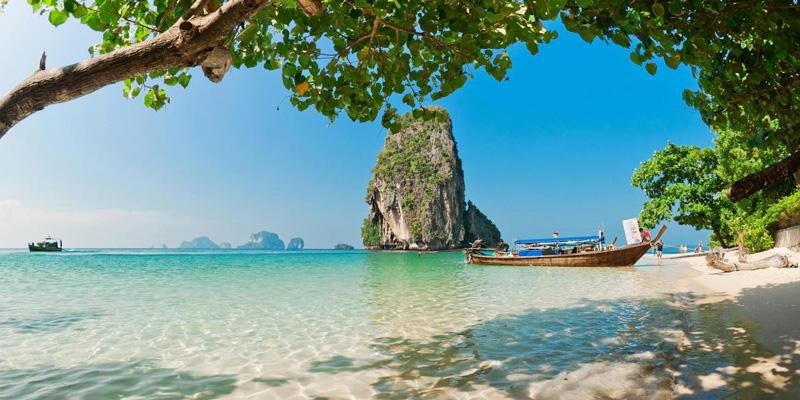 Впервые в Таиланде на Краби