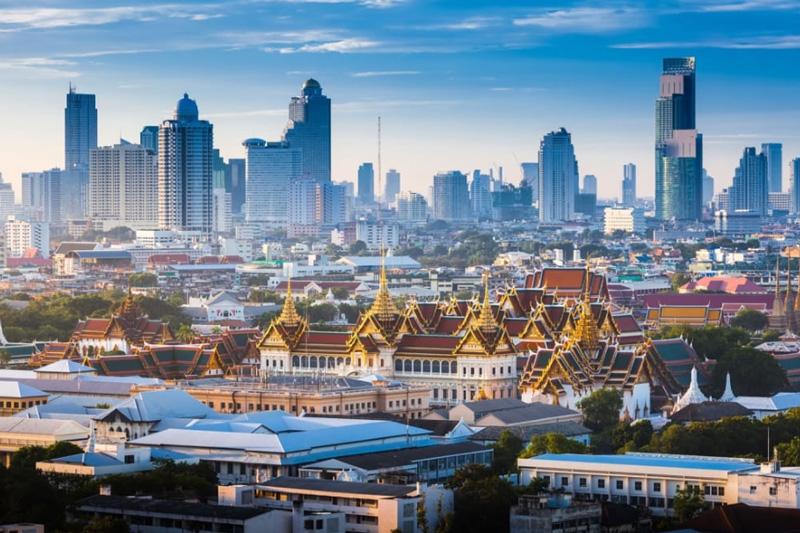 Впервые в Бангкоке