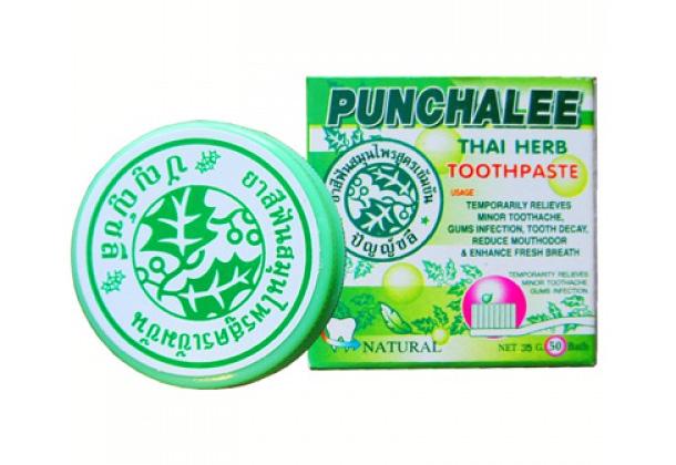 Зубная паста Punchalee